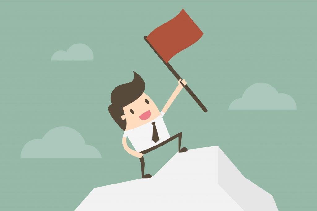 まとめ:目標は頑張るための起源