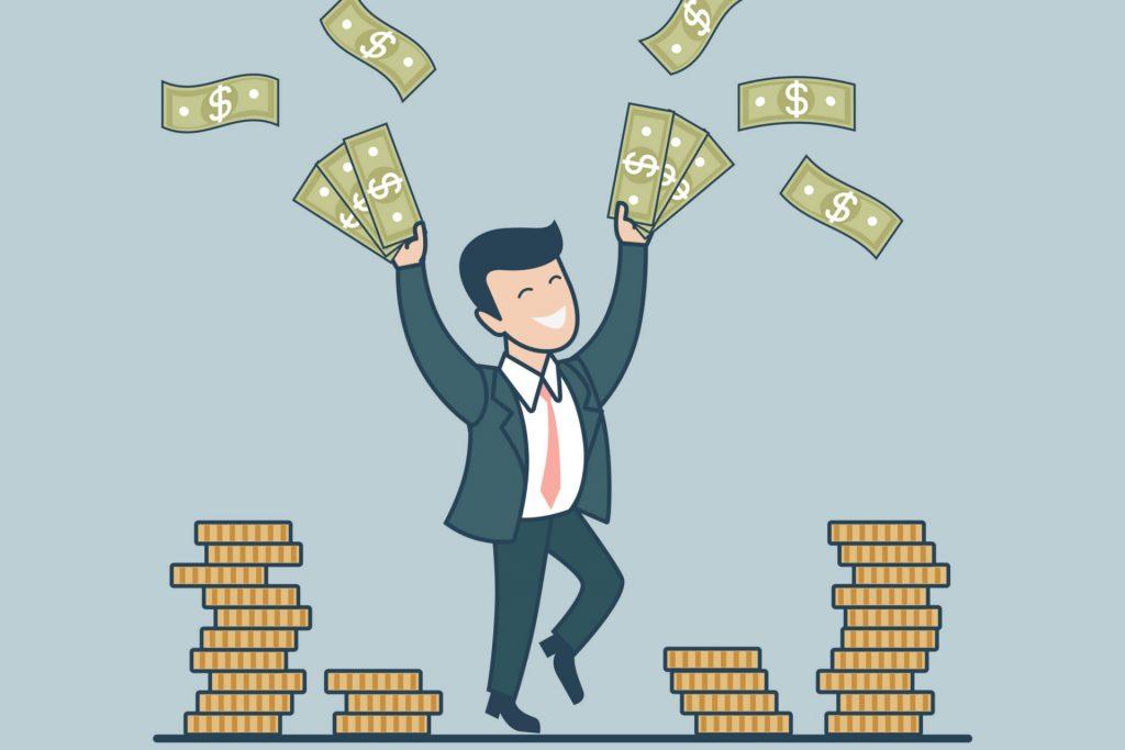 一般ブロガーの平均収入